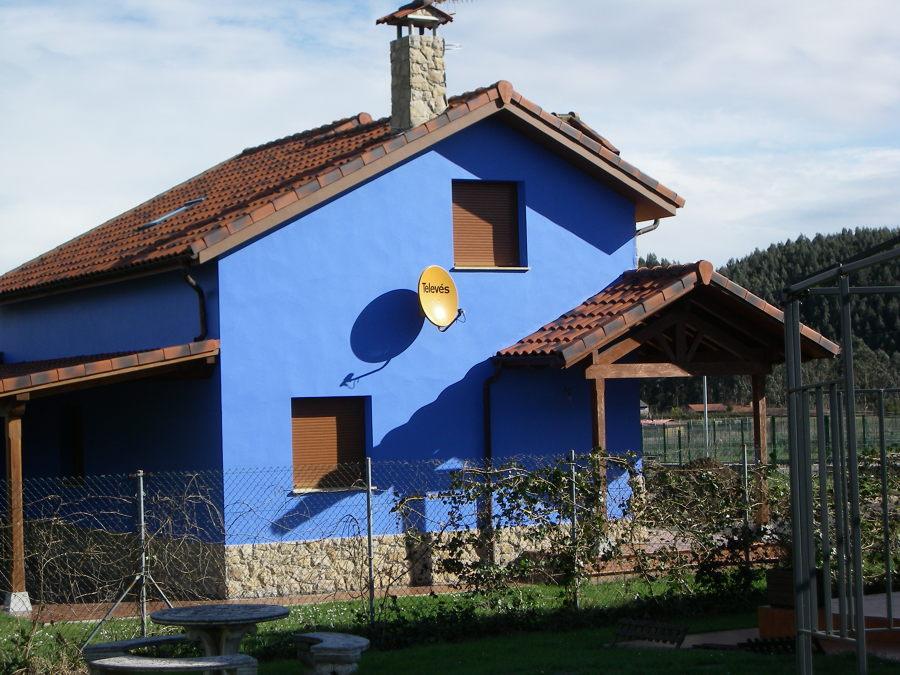 chalet en Santiago del Monte (municipio de Castrillon)