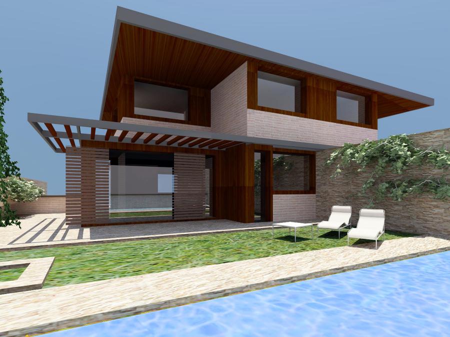 Chalets unifamiliares ideas arquitectos - Proyectos de chalets ...
