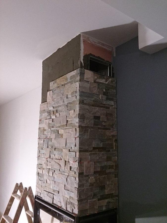 Estructuras de chimeneas barandas parrillas muebles estructuras chimeneas escaleras otros with - Estructuras de chimeneas ...