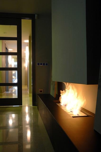 Foto chimenea bioetanol de tapidecor 277124 habitissimo - Hacer chimenea bioetanol ...