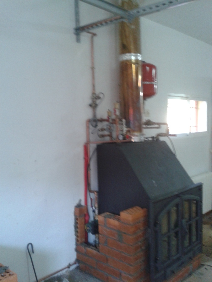 chimenea de agua para radiadores ideas chimeneas