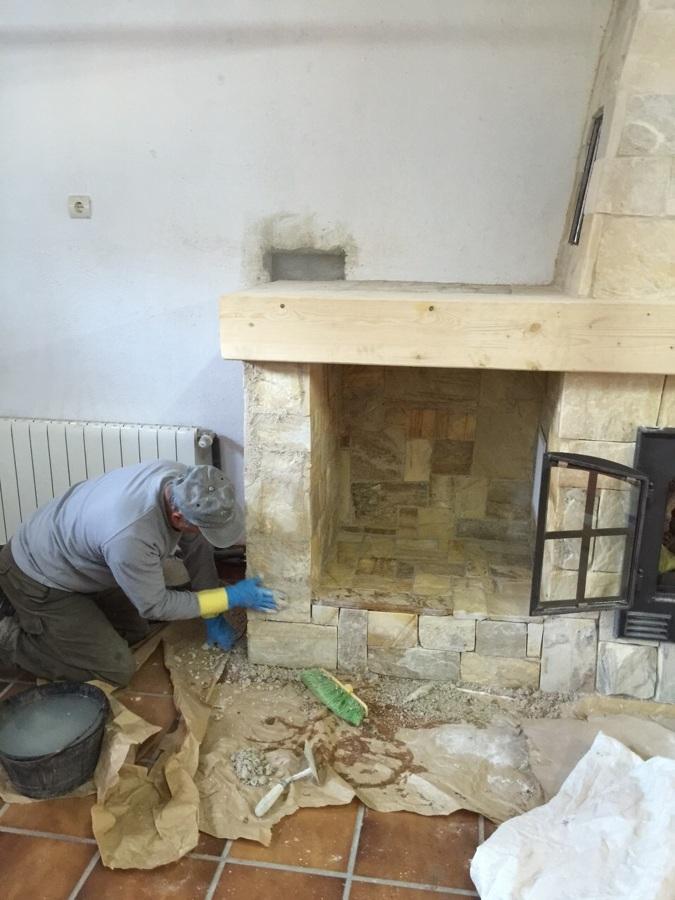 Foto chimenea de le a insertable para la calefacci n por agua de calidax fireplaces 961137 - Calefaccion con chimenea de lena ...