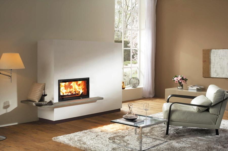 Chimeneas de le a calor en tu hogar ideas chimeneas for Estufa hogar moderna