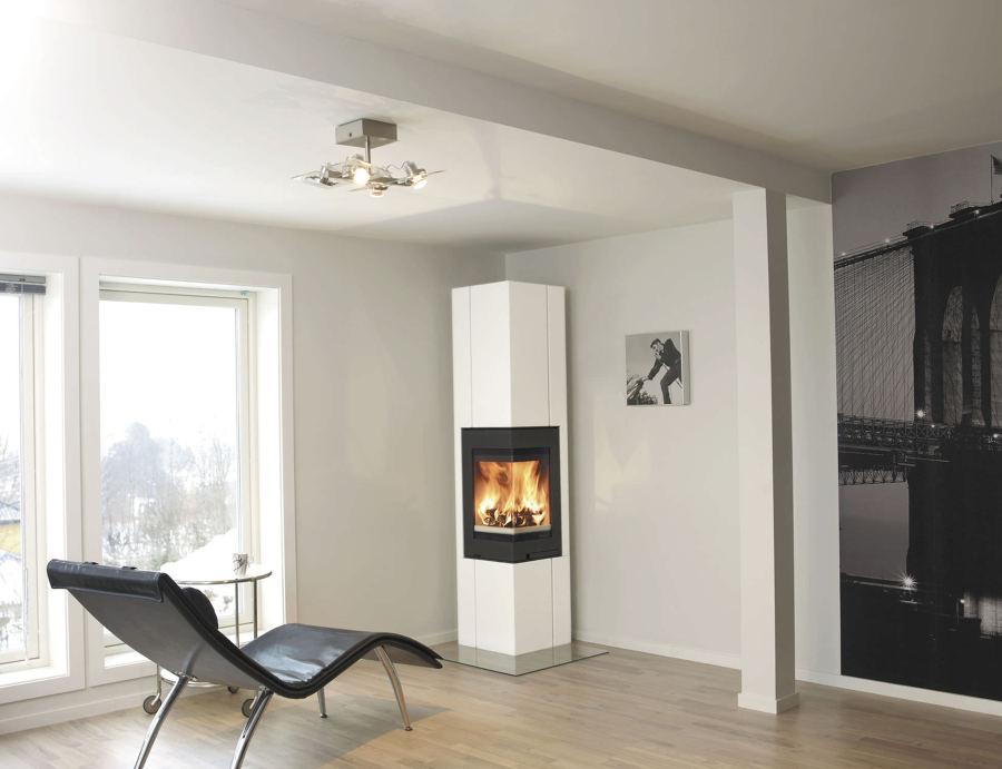 Elige el sistema de calefacci n m s apropiado para tu casa - Casete para chimeneas ...