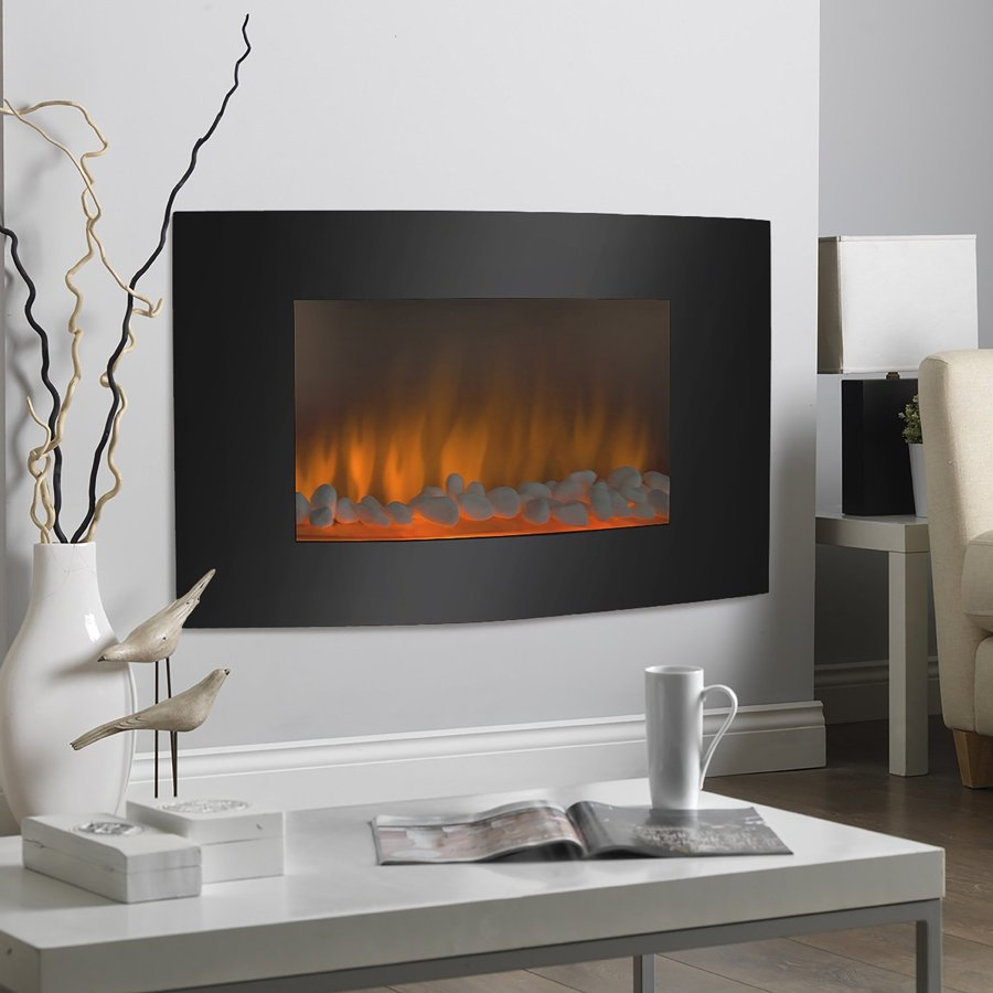 Elige el sistema de calefacci n m s apropiado para tu casa for Salones con chimeneas electricas
