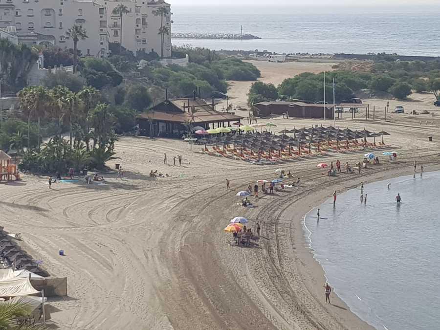 """Chiringuito Havana `""""playa del Cristo"""""""