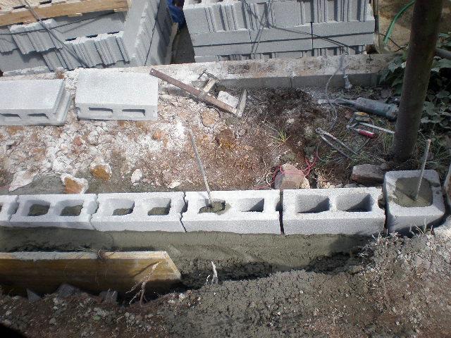 Cierre de finca en illas ideas construcci n muros for Cuanto cuesta el metro de hormigon