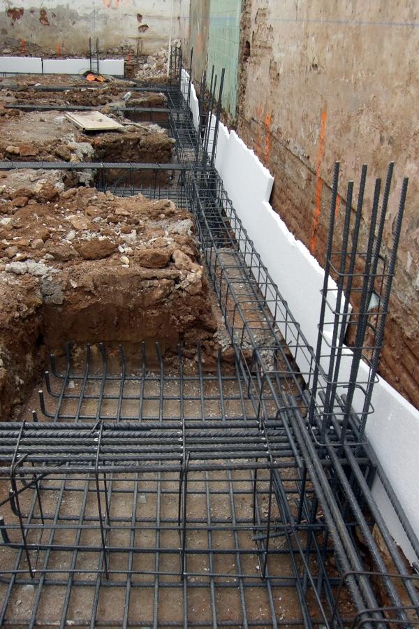 Foto cimentacion de construcciones jomapesa s l 132582 - Como se construye una casa ...