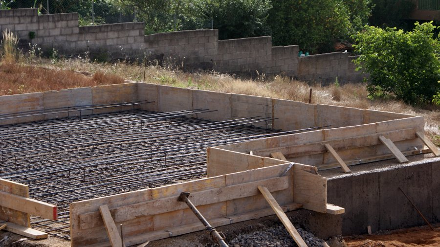 Foto cimentaci n de depol investments s l 244546 - Casa prefabricada navarra ...