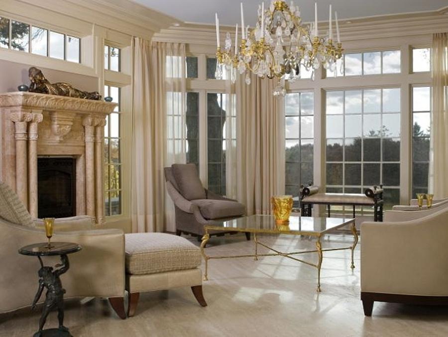 Decoraci n en estilo cl sico ideas art culos decoraci n for Decoracion de interiores clasico elegante