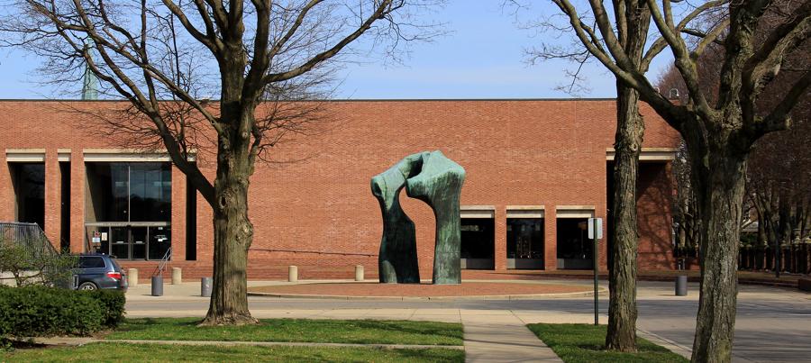Cleo Rogers Memorial Columbus