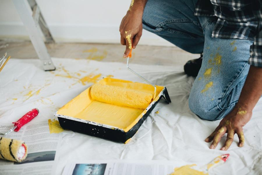 Clientes pintor