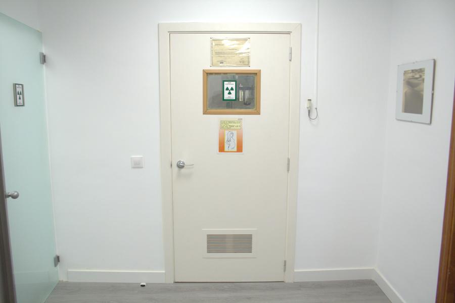 sala de rx