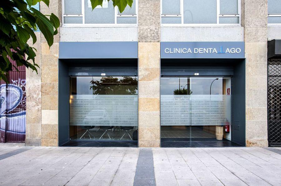 CLÍNICA DENTAL LAGO - A CORUÑA