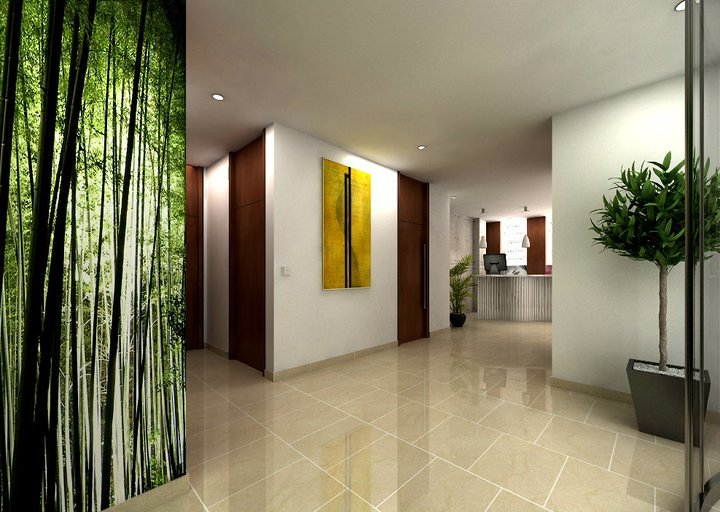 Clinica dental ideas reformas locales comerciales - Decoracion de clinicas dentales ...
