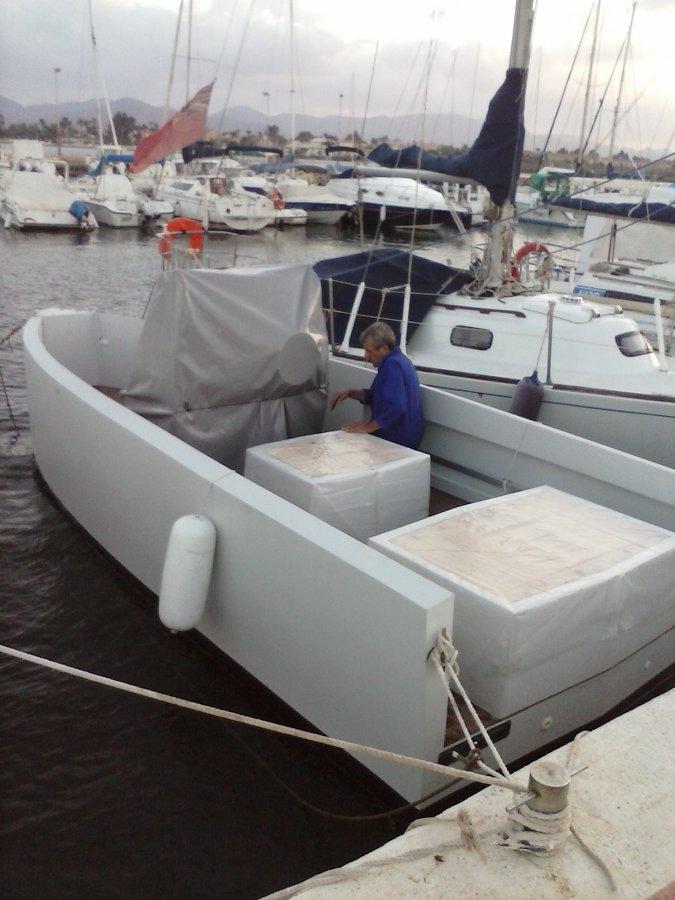 Cobertores embarcaciones