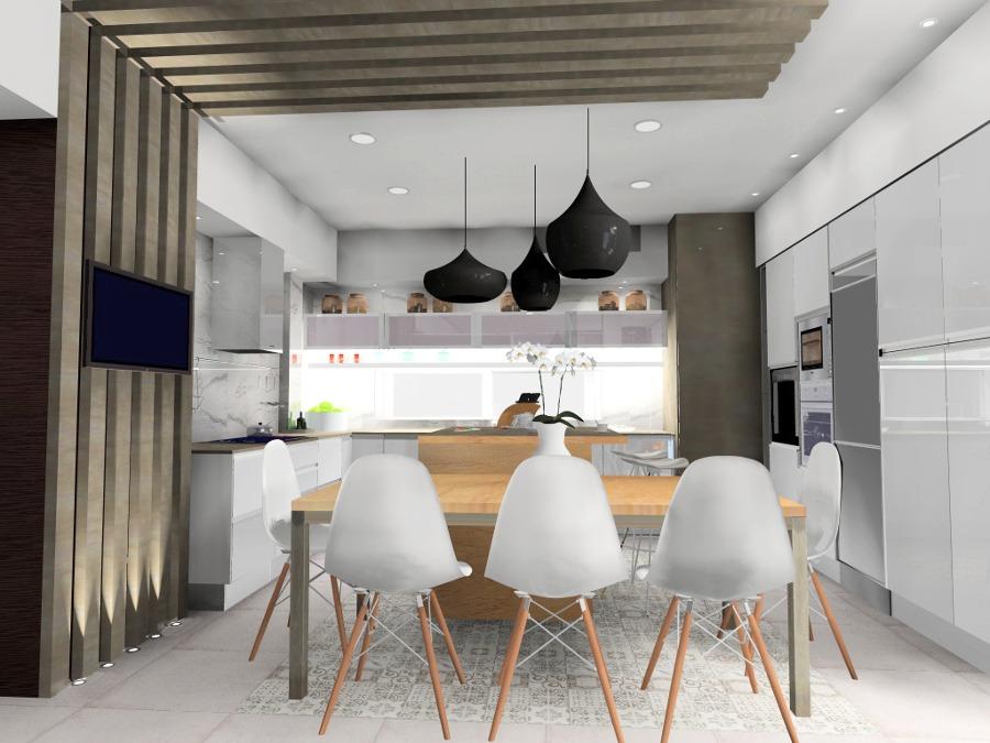 Proyecto integral dise o de interiores y exterior vivienda for Diseno arquitectonico e interiorismo