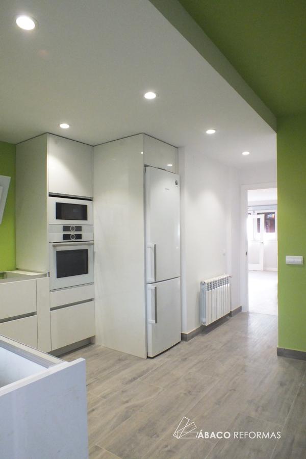 Reforma integral de un piso en madrid a la medida de los - Reforma de pisos en madrid ...
