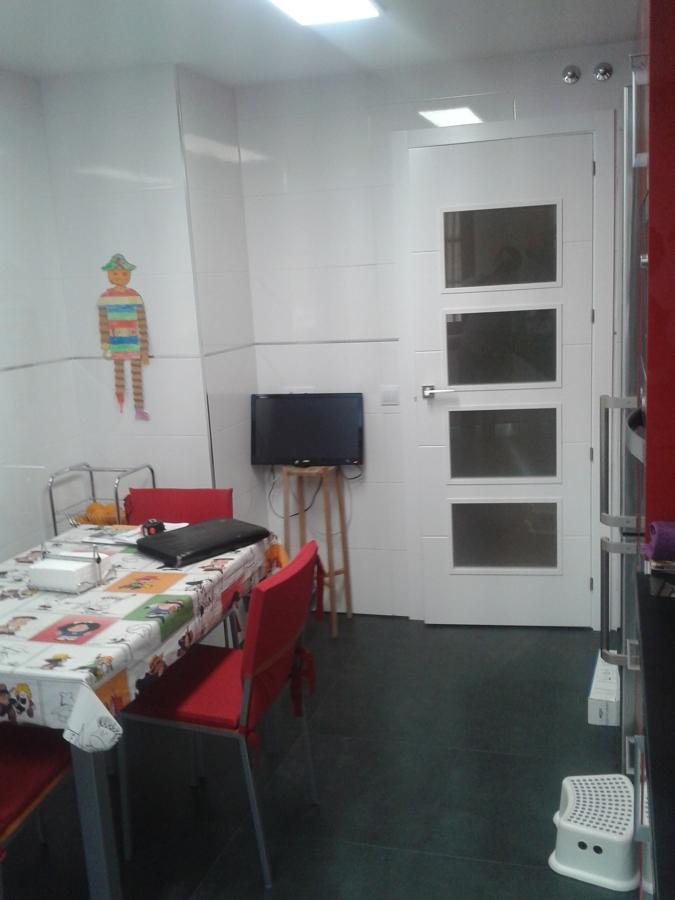 Reforma de una cocina en madrid ideas reformas viviendas - Reforma cocina madrid ...