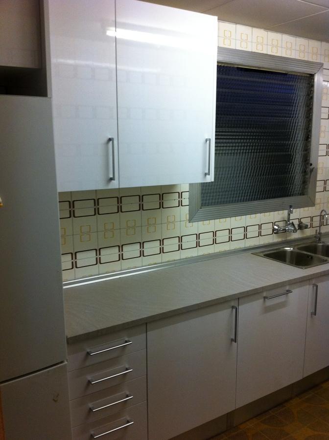 Cambio de mobiliario de cocina en barcelona ideas for Mobiliario de cocina
