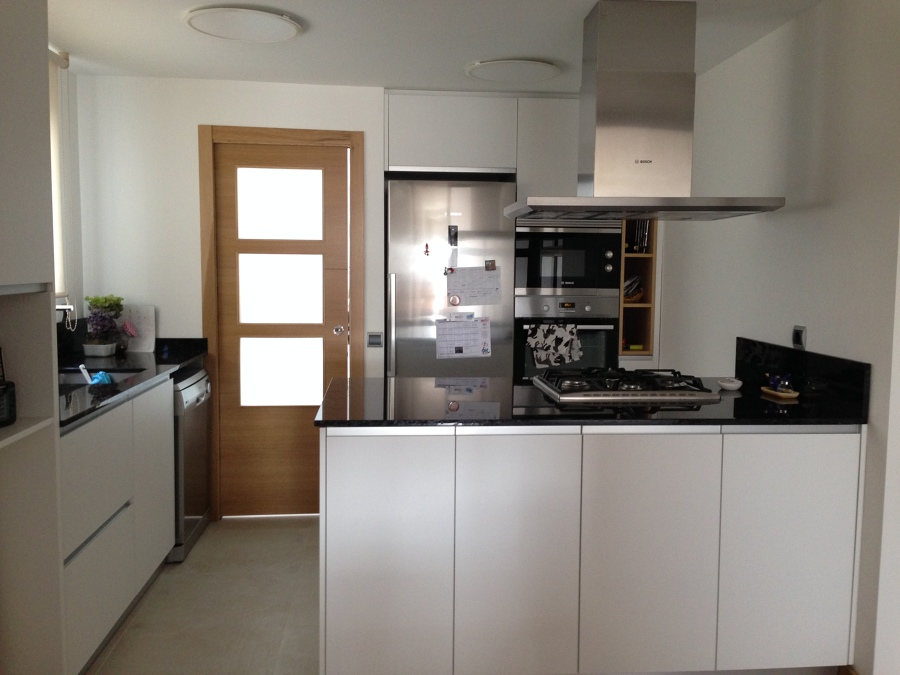 Foto cocina de joan llambias 1383604 habitissimo - Montadores de cocinas ...