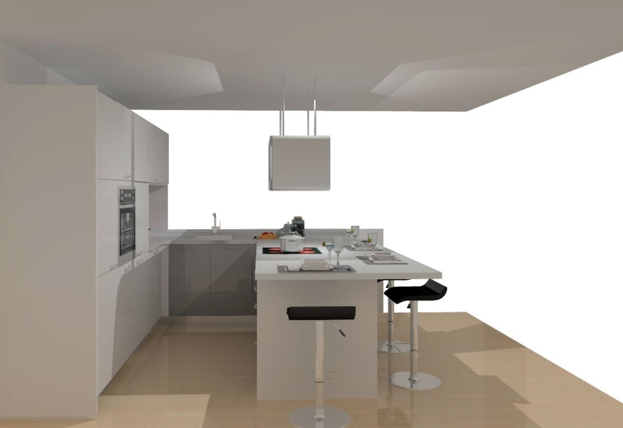 Foto cocina 1 de the singular kitchen 408369 habitissimo for Singular kitchen