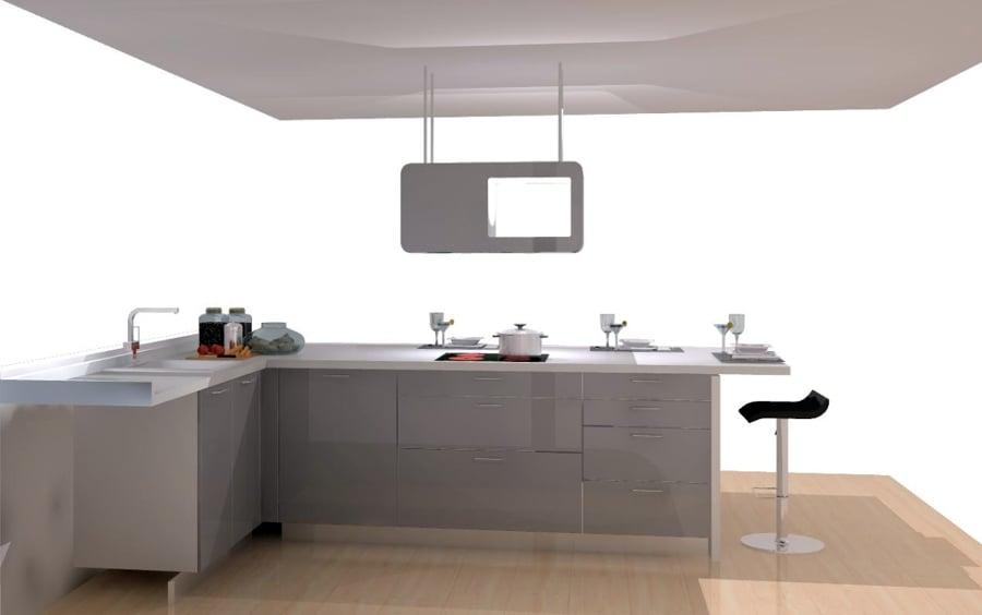 Foto cocina 1 de the singular kitchen 408371 habitissimo - Singular kitchen valencia ...