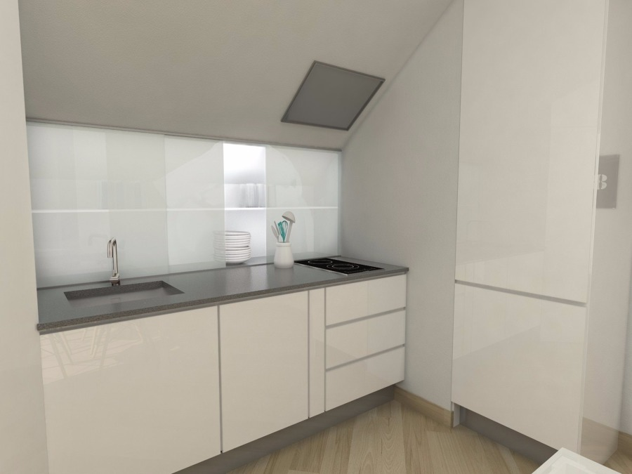 Foto proyecto 3d de ag interiorismo 1339967 habitissimo for Disenar dormitorio juvenil 3d