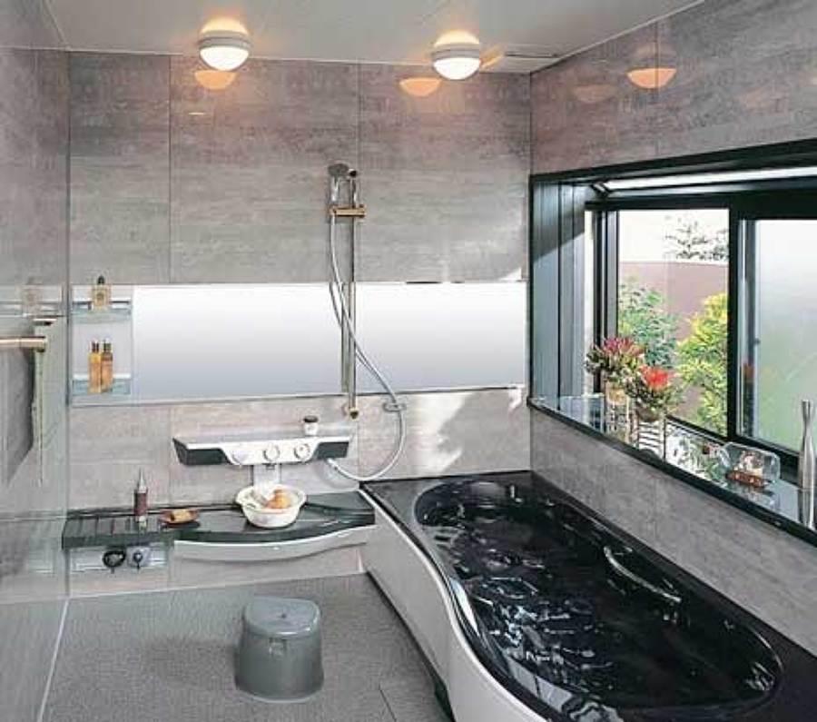 Bonito Cuartos De Baño Modernos Azulejos Embellecimiento ...