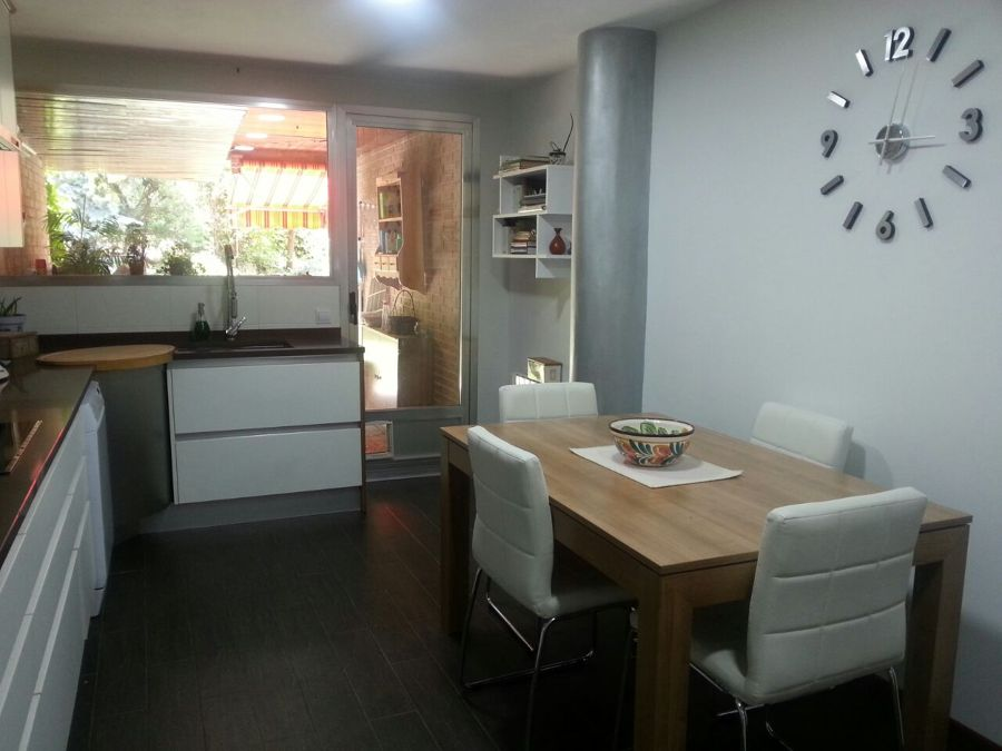 Reforma ntegral de una cocina en ciudad lineal madrid - Reforma cocina madrid ...