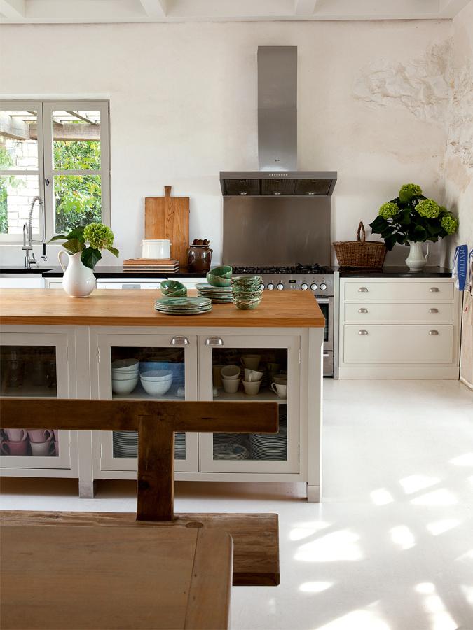 10 trucos para renovar tu chalet o casa de campo ideas for Cocinas casas rurales