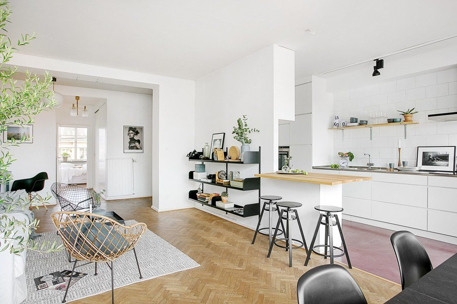 Cocina abierta o cocina cerrada pros y contras de cada for Cocinas abiertas al pasillo