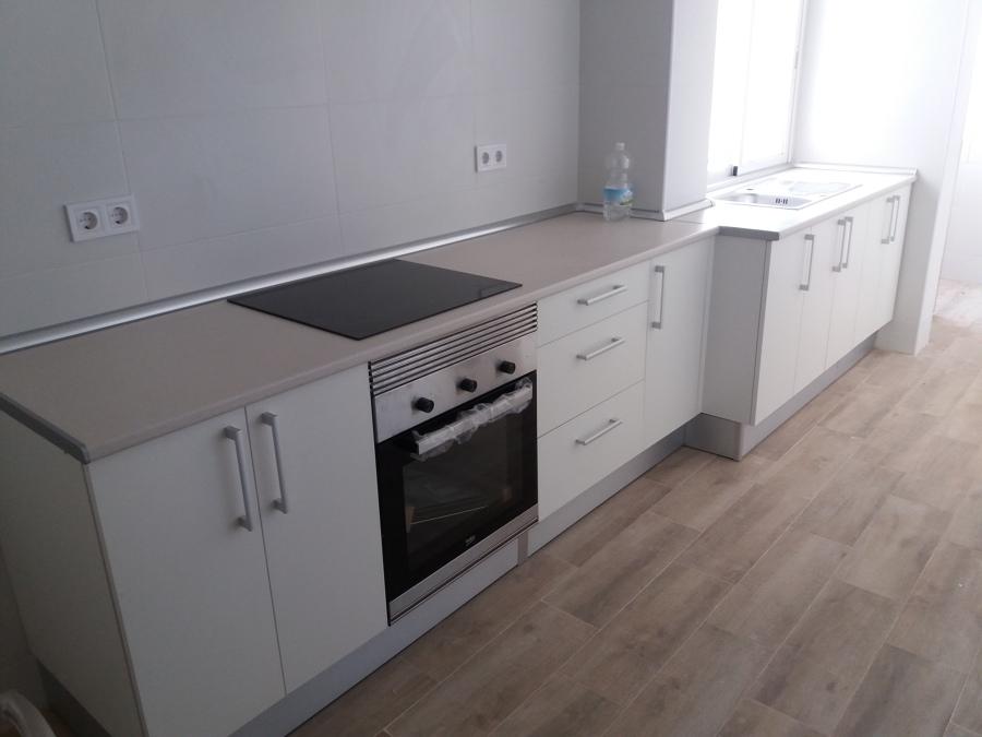 cocina acabada