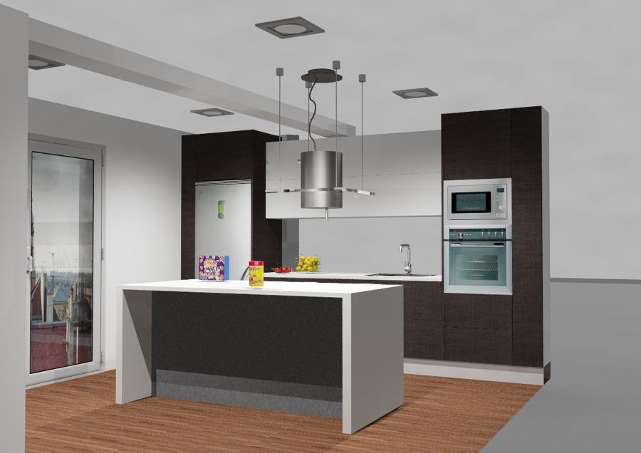 Cocina fenix ideas carpinteros for Muebles de cocina fenix