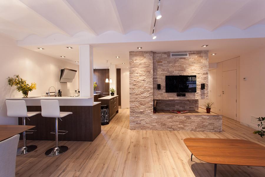 Foto cocina americana de reformas niza 896998 habitissimo for Imagenes de muebles de cocina americanas
