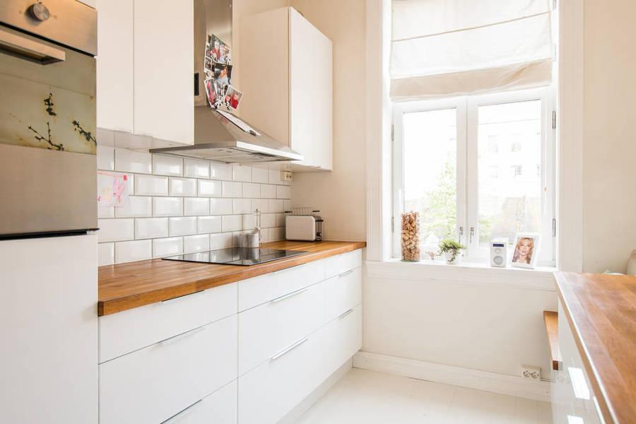 Foto cocina azulejo tipo metro de miv interiores 1241831 for Baldosa metro