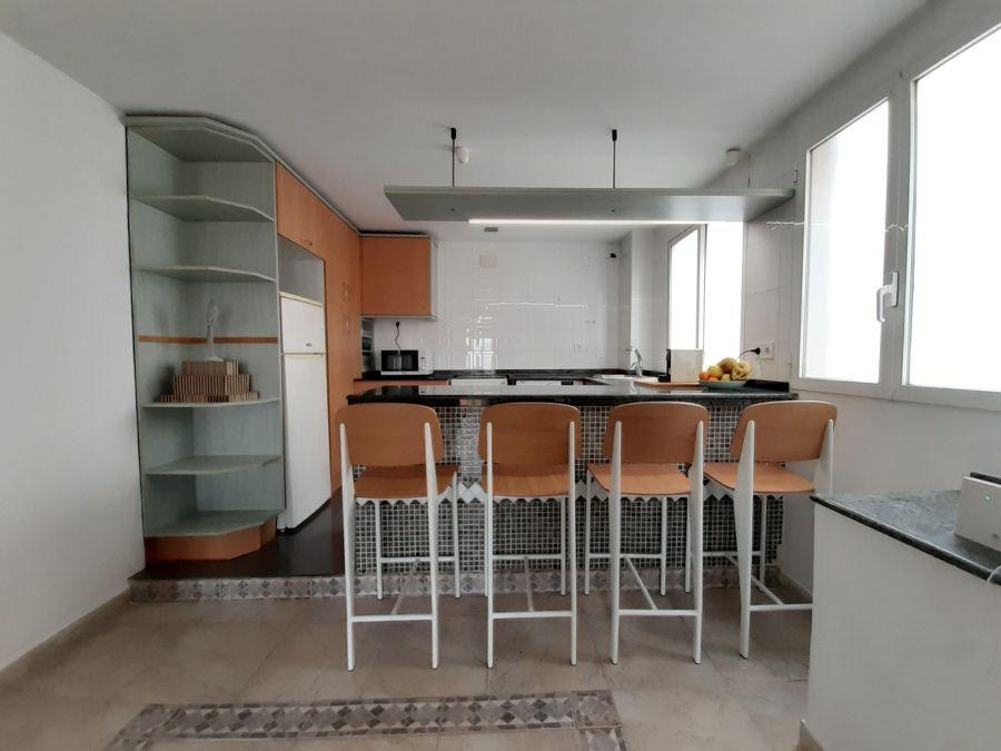 Cocina-bar