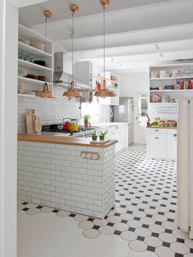 foto cocina barra azulejo de miv interiores 1244480