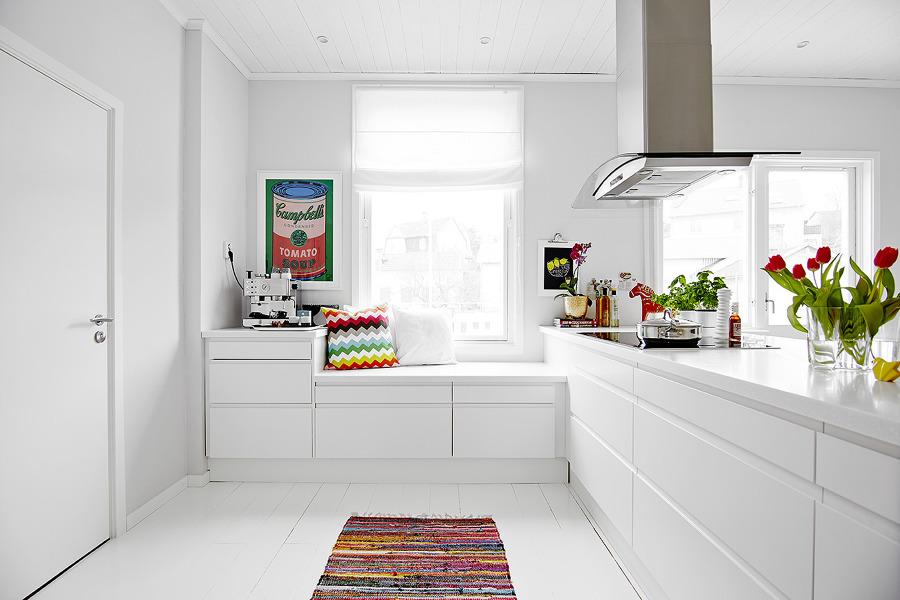 Ideas y Fotos de Armarios Cocina Blancos para Inspirarte - Habitissimo