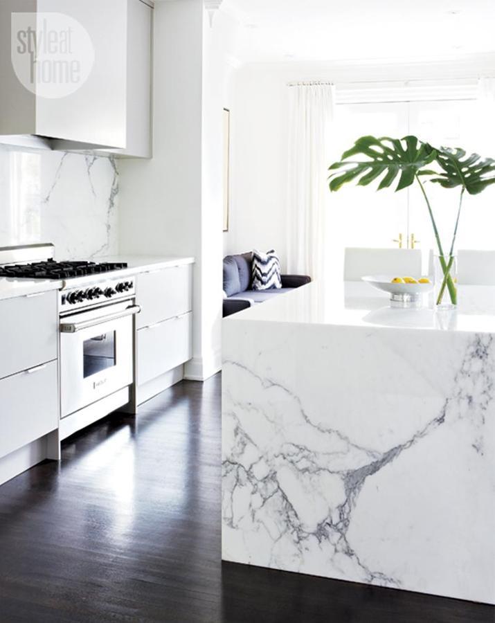 Encimeras de m rmol una apuesta segura ideas decoradores for Encimeras de marmol para cocinas