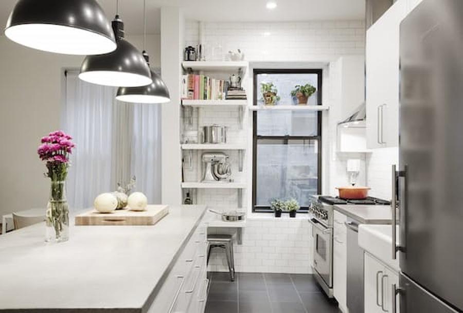 El notable antes y despu s de 5 cocinas iv ideas for Cocinas completas con electrodomesticos