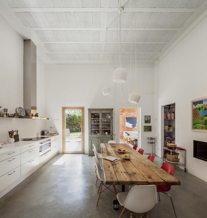 Suelos de cemento para casas con personalidad ideas - Suelo de cemento pulido precio ...