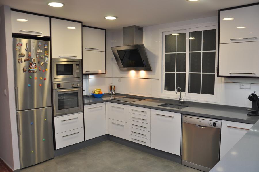 Trabajo en la reforma de vivienda ideas reformas viviendas for Presupuesto cocina completa