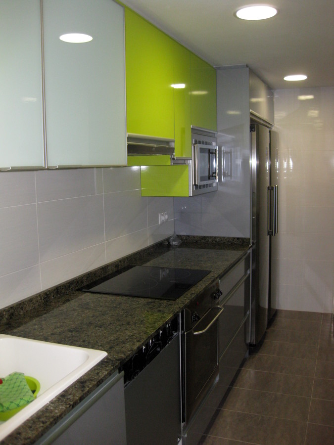 Foto cocina completa de proydecor 293749 habitissimo for Presupuesto cocina completa