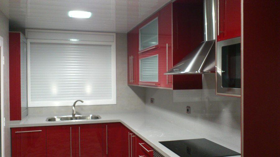 Reforma integral de cocina ideas carpinteros - Presupuesto cocina completa ...