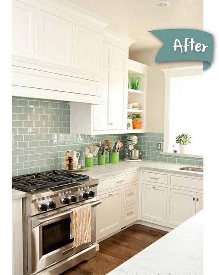 El incre ble antes y despu s de 5 cocinas sin obras - Modernizar cocina sin obras ...