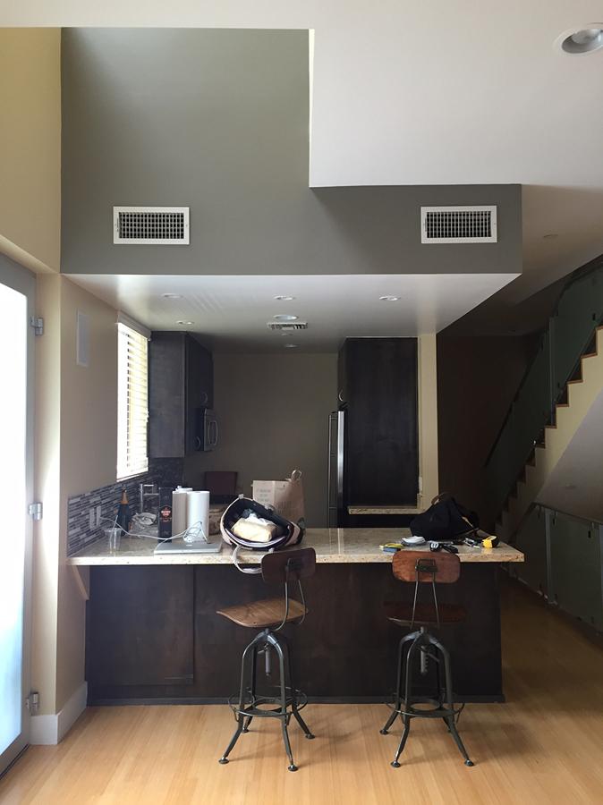 Alucina con el antes y despu s de estas 5 cocinas ii - Cocina con barra americana ...