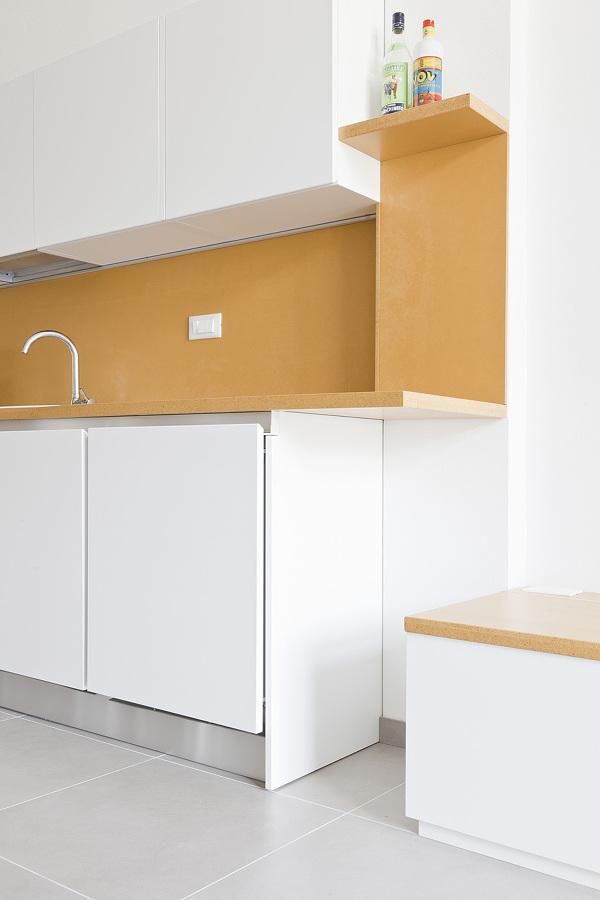 Foto cocina con encimera de cuarzo de gabri garcia for Encimeras de cocina de cuarzo