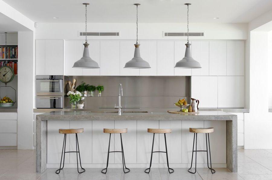 Frentes de cocina cu les son las mejores opciones ideas - Frentes de cocina baratos ...