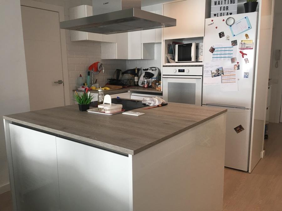 Mejora integral vivienda sant cugat del valles ideas reformas viviendas - Cocinas sant cugat ...